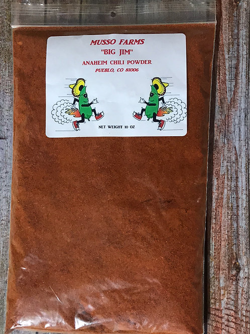 Big Jim Anaheim Chile Powder