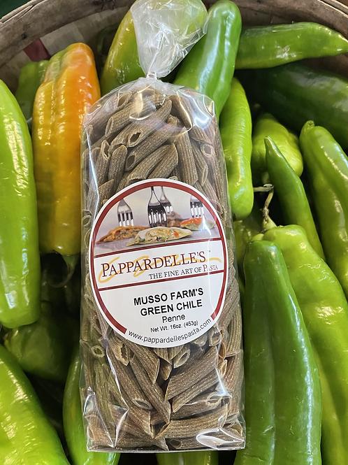 Musso Farms Green Chile Pasta