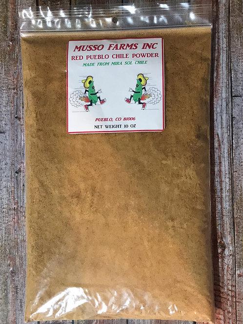 Red Pueblo Chile Powder