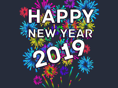 (Psychologically Supported) New Years Resolutions 2019