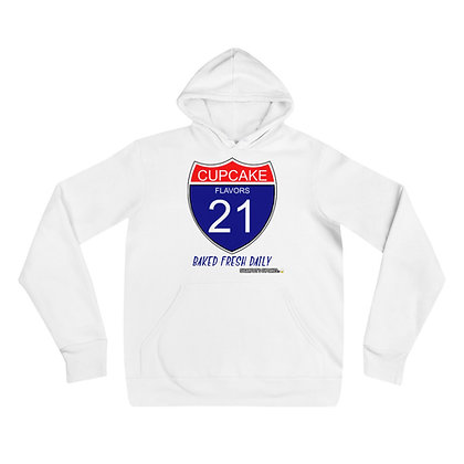 21 Flavors Baked Daily Hoodie