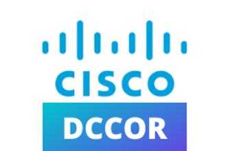CISCO DCCOR