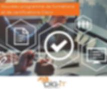 Nouveau programme de certification et fo