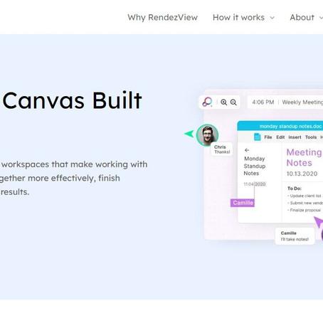 RendezView, un nouvel outil collaboratif