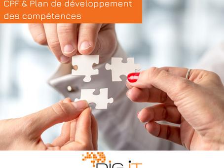 Mobiliser le CPF dans le cadre du plan de développement des compétences ?