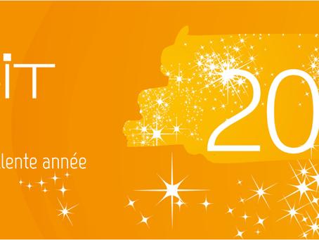 Une année 2021 dédiée à la poursuite des transformations