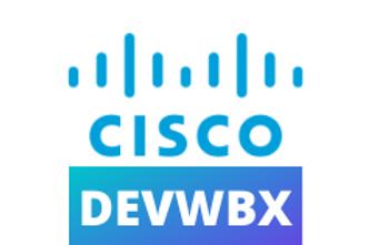 Cisco DevWbx