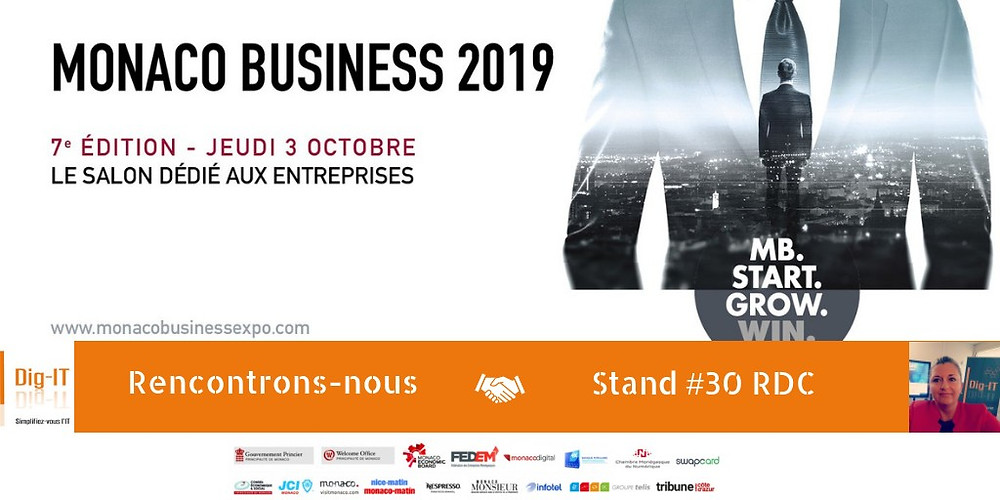 Monaco Business Dig-IT Stand 30 RDC