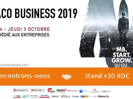 Monaco Business 2019 : Dig-IT aux côtés des entreprises monégasques et azuréennes