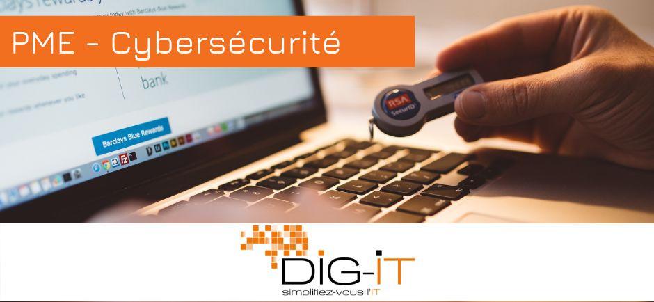 Cybersécurité PME - Un enjeu majeur