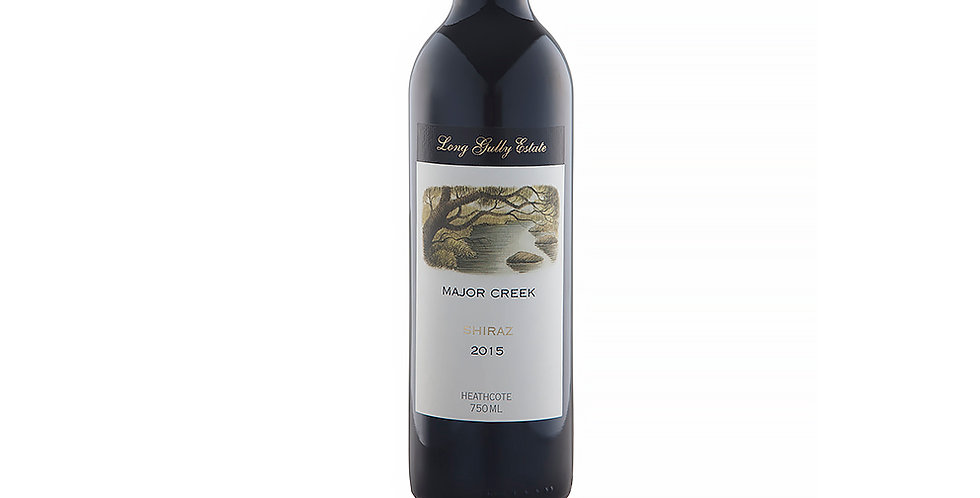 Major Creek Heathcote Shiraz 2015