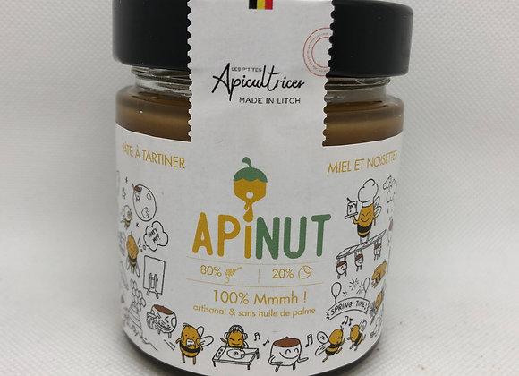 Apinut (miel et noisettes