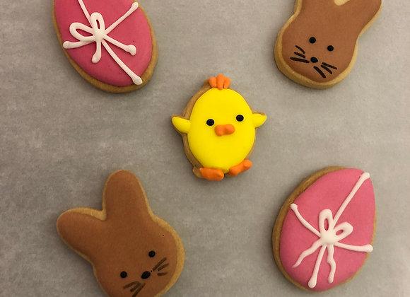 Biscuits artisanaux de Pâques