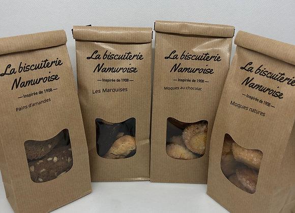 "Biscuits artisanaux ""La Biscuiterie Namuroise"""