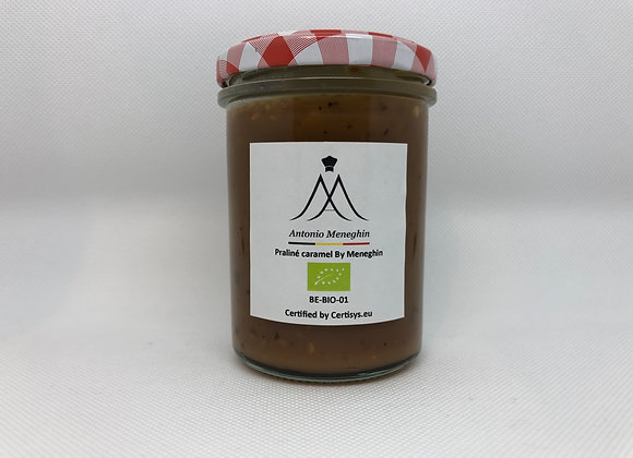 Tartinable Bio au caramel beurre salé