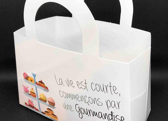 """Sac """"Gourmandise"""""""