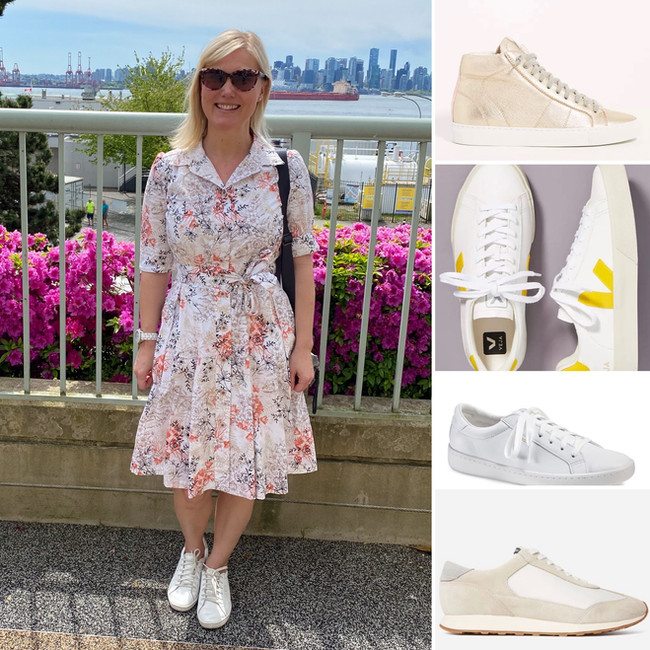 Wardrobe Staple:  The Sneaker