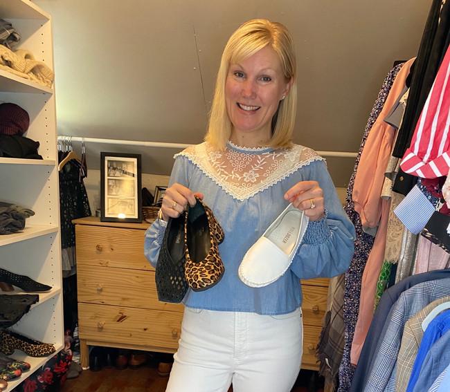 Closet Confessions:  Shoes