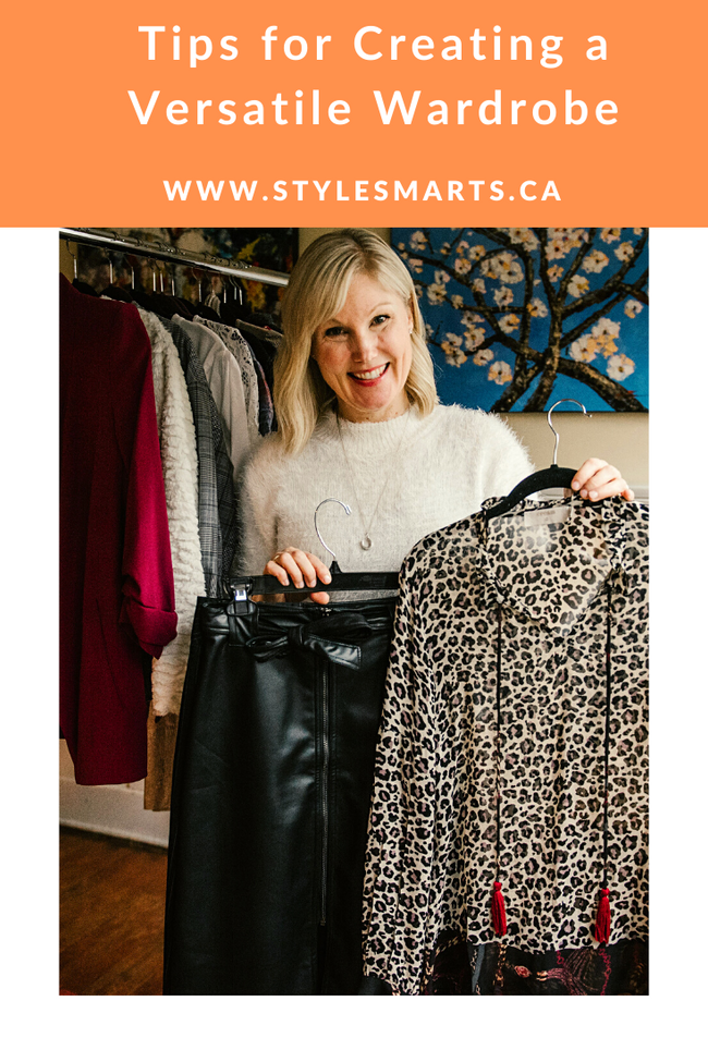 Tips For Creating A Versatile (Capsule-Inspired) Wardrobe