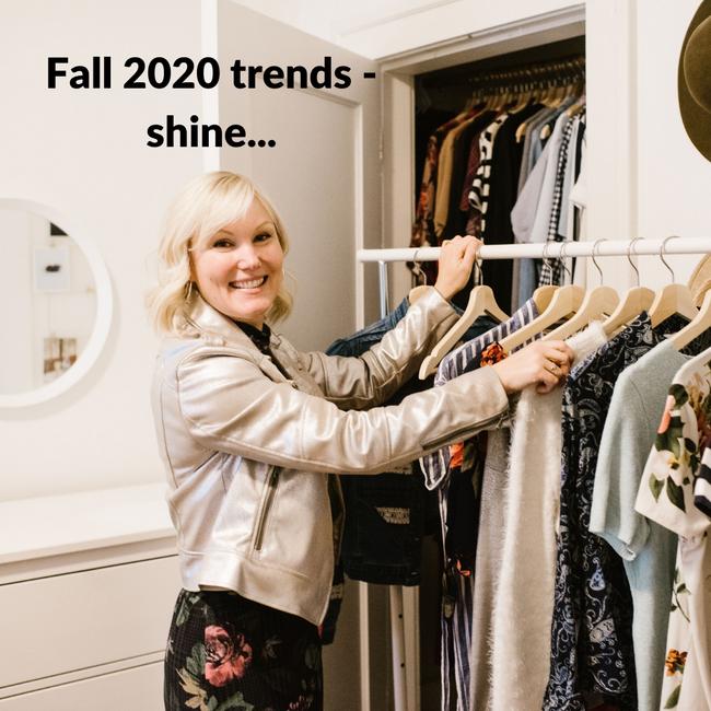 Fall 2020 - Trend Update
