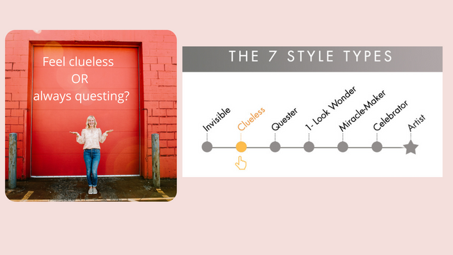 """How to move beyond the """"clueless"""" or """"quester"""" style types..."""