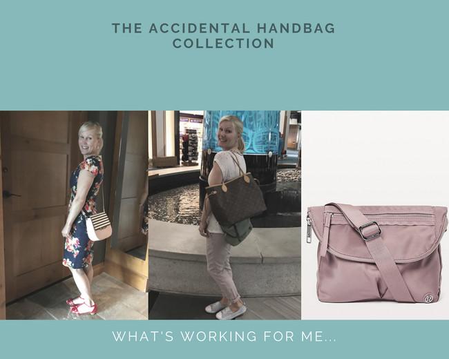 My Accidental Handbag Collection