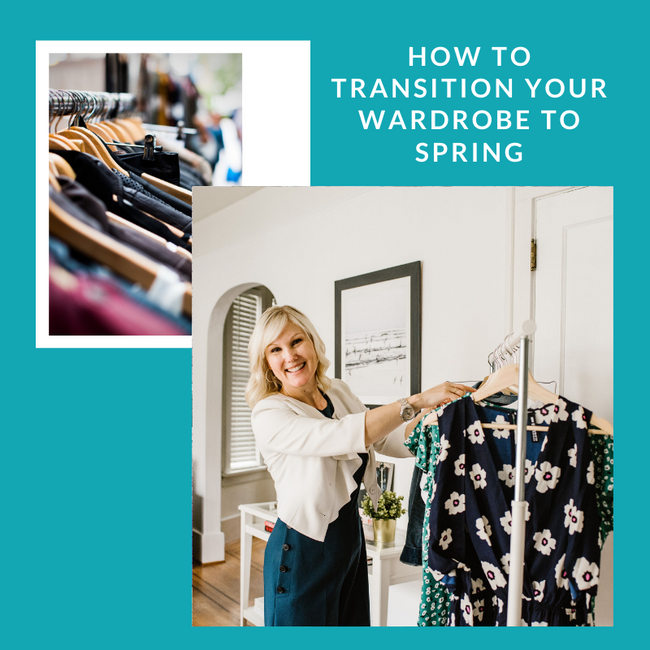 Spring Outfit Transition Tips