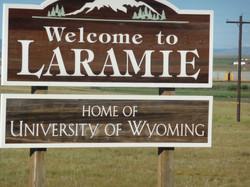 LARAMIE -WELCOME TO