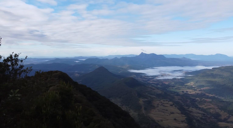 Mt Merino view