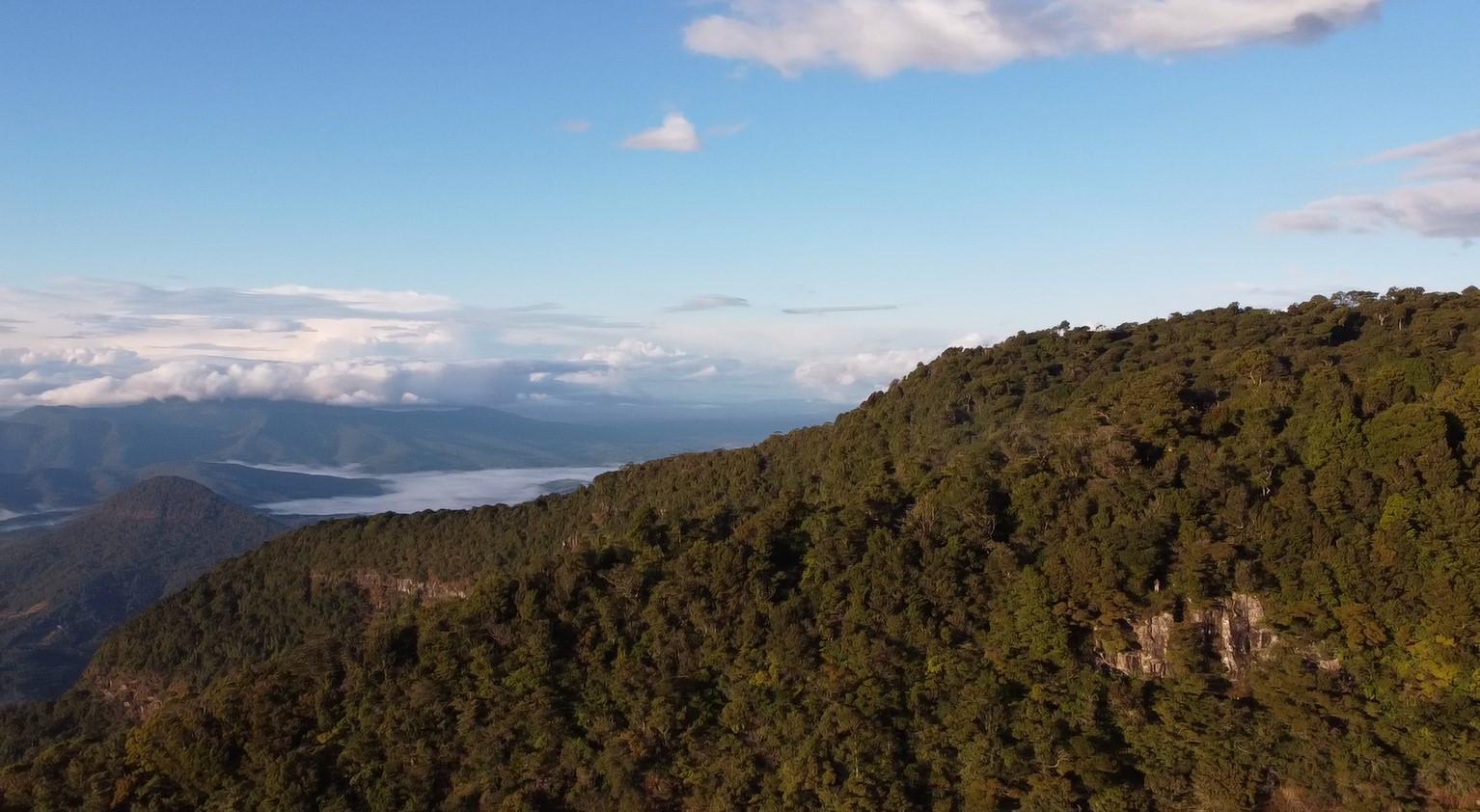 Mt Wagawn