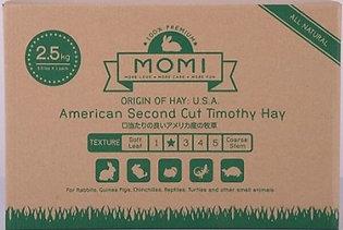 MOMI 2ND CUT TIMOTHY HAY