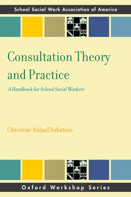 Consultation Theory and Practice