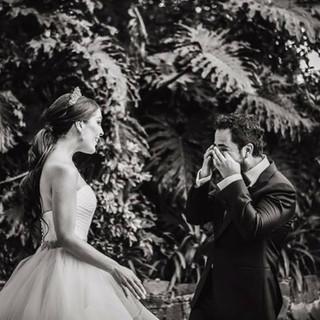 Fotografia de boda Altto San Ángel ciudad de méxico
