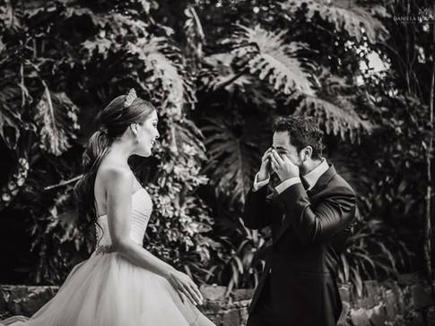 Fotografia de boda en Altto San Angel en Cdmx