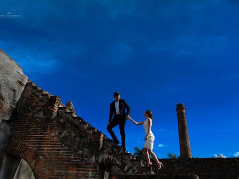 Fotografía de Prewedding en Cuernavaca