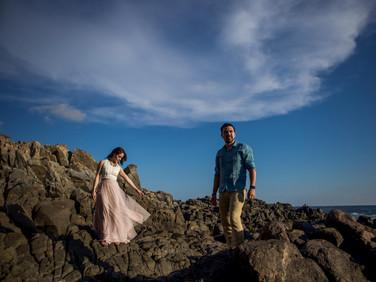 Fotografía de Prewedding en Acapulco