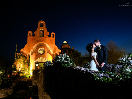 """Viridiana + Paul-""""San Miguel de Allende-Hacienda San José la Vista"""""""