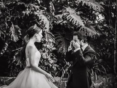 Fotografía de boda Altto San Angel en Cdmx