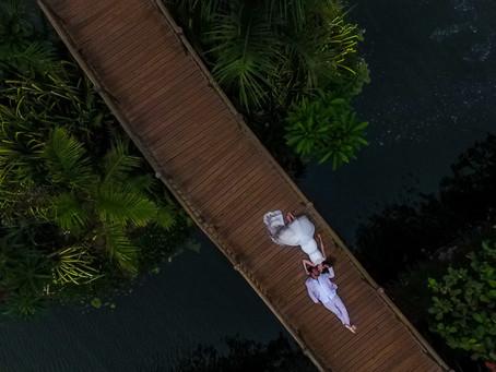 Marielle+Erick-Wedding & Trash the dress en Mayan Palace Acapulco