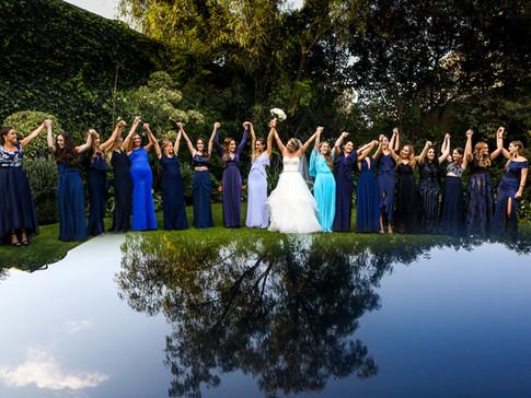 Fotografia de boda en Jardin Lomas Altas en Cdmx
