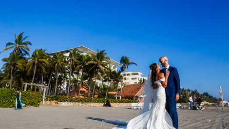 "Itzel + Jaume ""Wedding"" Acapulco"