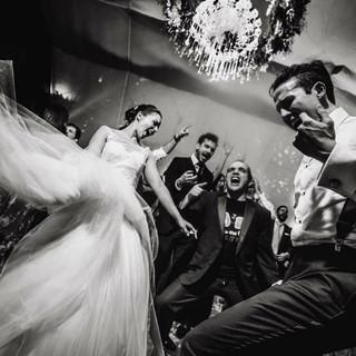 Fotografia de boda judía Jardín lomas altas ciudad de méxico