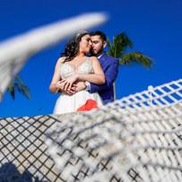 fotografía de boda Hotel las brisas acapulco
