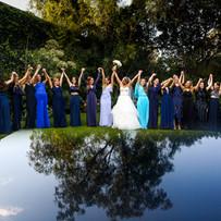 fotografía de boda Jardin lomas altas ciudad de mexico
