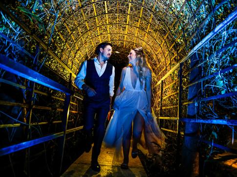 Fotografía de bodas en Villa Alejandra Acapulco