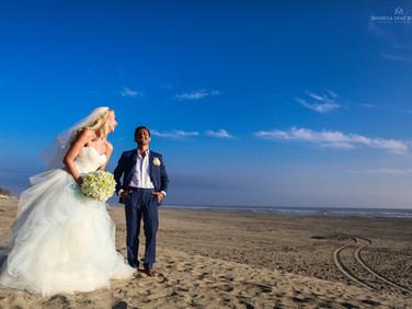 Fotografía de bodas en Casa del Mar Acapulco
