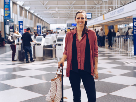 5 Tips to managing stress while traveling for business