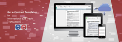 e-contract templates for B2B trade