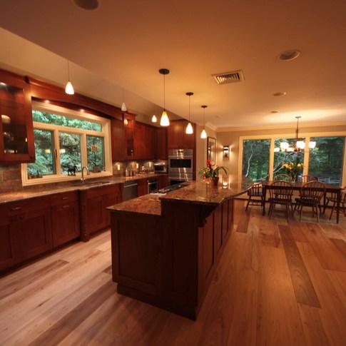 Bedford, New York Kitchen