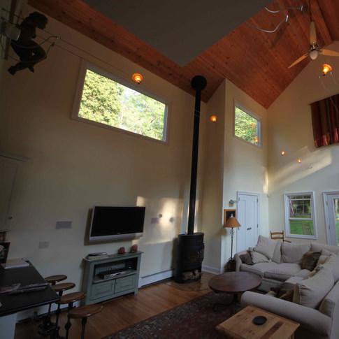 Custom Built Home in New York